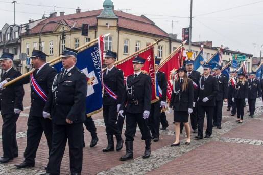 Uroczystości 228. rocznicy uchwalenia Konstytucji 3 Maja w Kalwarii Zebrzydowskiej - 3 maja 2019 r. fot. Andrzej Famielec, Kalwaria 24 IMGP7794