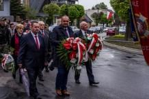 Uroczystości 228. rocznicy uchwalenia Konstytucji 3 Maja w Kalwarii Zebrzydowskiej - 3 maja 2019 r. fot. Andrzej Famielec, Kalwaria 24 IMGP7857