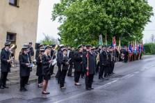 Uroczystości 228. rocznicy uchwalenia Konstytucji 3 Maja w Kalwarii Zebrzydowskiej - 3 maja 2019 r. fot. Andrzej Famielec, Kalwaria 24 IMGP7860