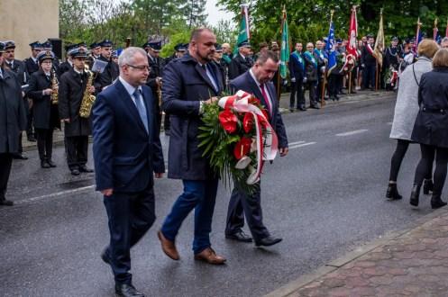 Uroczystości 228. rocznicy uchwalenia Konstytucji 3 Maja w Kalwarii Zebrzydowskiej - 3 maja 2019 r. fot. Andrzej Famielec, Kalwaria 24 IMGP7863