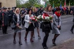 Uroczystości 228. rocznicy uchwalenia Konstytucji 3 Maja w Kalwarii Zebrzydowskiej - 3 maja 2019 r. fot. Andrzej Famielec, Kalwaria 24 IMGP7872
