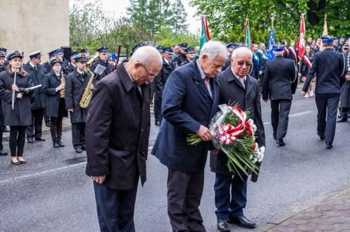 Uroczystości 228. rocznicy uchwalenia Konstytucji 3 Maja w Kalwarii Zebrzydowskiej - 3 maja 2019 r. fot. Andrzej Famielec, Kalwaria 24 IMGP7881