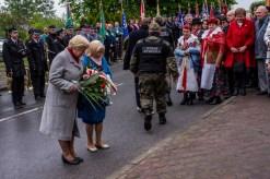 Uroczystości 228. rocznicy uchwalenia Konstytucji 3 Maja w Kalwarii Zebrzydowskiej - 3 maja 2019 r. fot. Andrzej Famielec, Kalwaria 24 IMGP7896