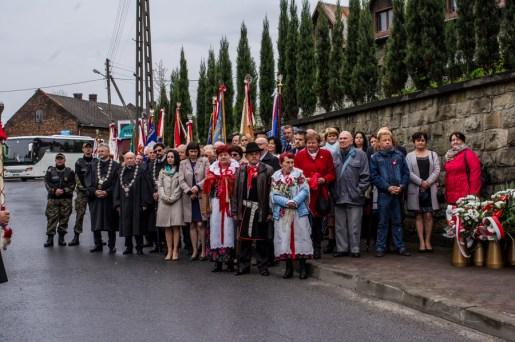 Uroczystości 228. rocznicy uchwalenia Konstytucji 3 Maja w Kalwarii Zebrzydowskiej - 3 maja 2019 r. fot. Andrzej Famielec, Kalwaria 24 IMGP7905