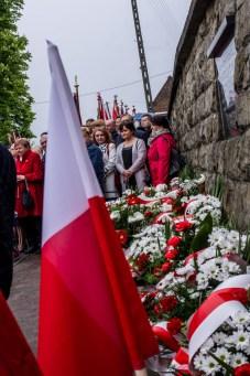 Uroczystości 228. rocznicy uchwalenia Konstytucji 3 Maja w Kalwarii Zebrzydowskiej - 3 maja 2019 r. fot. Andrzej Famielec, Kalwaria 24 IMGP7906