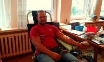 Akcja Krwiodawstwa w Izdebniku