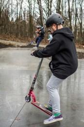 Otwarcie Skateparku w Kalwarii Zebrzydowskiej - 28 listopada 2019 r. - fot. Andrzej Famielec - Kalwaria 24 IMGP0393