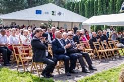 VII Dożynkowe Spotkanie Integracyjne w Zebrzydowicach - Konwent Bonifratrów - 6.09.2018 r. - fot. Andrzej Famielec
