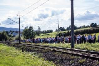 Coroczna Pielgrzymka na Kamionkę pod stary Krzyż Misyjny - Barwałd Dolny - 16.09.2018 r. - fot. Andrzej Famielec IMGP0673