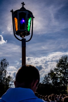 Coroczna Pielgrzymka na Kamionkę pod stary Krzyż Misyjny - Barwałd Dolny - 16.09.2018 r. - fot. Andrzej Famielec IMGP0684