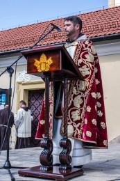 Misterium Męki Pańskiej w Kalwarii Zebrzydowskiej 2019 - Wielka Czwartek - 17 kwietnia 2019 r. fot. Andrzej Famielec, Kalwaria 24 IMGP6199