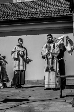 Misterium Męki Pańskiej w Kalwarii Zebrzydowskiej 2019 - Wielka Czwartek - 17 kwietnia 2019 r. fot. Andrzej Famielec, Kalwaria 24 IMGP6213