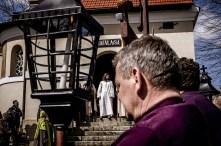 Misterium Męki Pańskiej w Kalwarii Zebrzydowskiej 2019 - Wielka Czwartek - 17 kwietnia 2019 r. fot. Andrzej Famielec, Kalwaria 24 IMGP6343