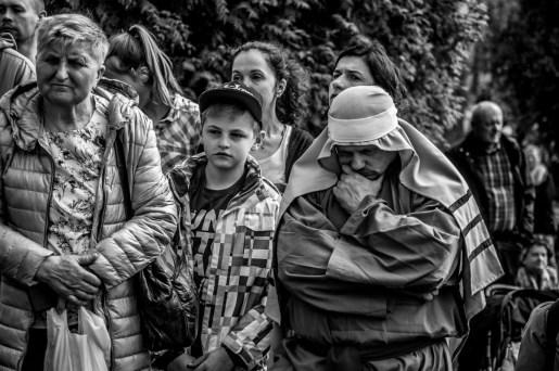 Misterium Męki Pańskiej w Kalwarii Zebrzydowskiej 2019 - Wielka Czwartek - 17 kwietnia 2019 r. fot. Andrzej Famielec, Kalwaria 24 IMGP6534
