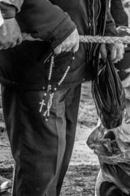 Misterium Męki Pańskiej w Kalwarii Zebrzydowskiej 2019 - Wielka Czwartek - 17 kwietnia 2019 r. fot. Andrzej Famielec, Kalwaria 24 IMGP6696