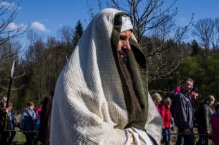 Misterium Męki Pańskiej w Kalwarii Zebrzydowskiej 2019 - Wielka Czwartek - 17 kwietnia 2019 r. fot. Andrzej Famielec, Kalwaria 24 IMGP6717