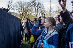 Misterium Męki Pańskiej w Kalwarii Zebrzydowskiej 2019 - Wielka Czwartek - 17 kwietnia 2019 r. fot. Andrzej Famielec, Kalwaria 24 IMGP6744