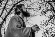 Misterium Męki Pańskiej w Kalwarii Zebrzydowskiej 2019 -Wielki Piątek - 19 kwietnia 2019 r. fot. Andrzej Famielec, Kalwaria 24 IMGP6863