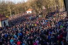 Misterium Męki Pańskiej w Kalwarii Zebrzydowskiej 2019 -Wielki Piątek - 19 kwietnia 2019 r. fot. Andrzej Famielec, Kalwaria 24 IMGP6985