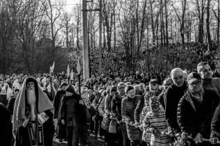 Misterium Męki Pańskiej w Kalwarii Zebrzydowskiej 2019 -Wielki Piątek - 19 kwietnia 2019 r. fot. Andrzej Famielec, Kalwaria 24 IMGP7004