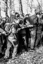Misterium Męki Pańskiej w Kalwarii Zebrzydowskiej 2019 -Wielki Piątek - 19 kwietnia 2019 r. fot. Andrzej Famielec, Kalwaria 24 IMGP7010