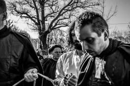 Misterium Męki Pańskiej w Kalwarii Zebrzydowskiej 2019 -Wielki Piątek - 19 kwietnia 2019 r. fot. Andrzej Famielec, Kalwaria 24 IMGP7042