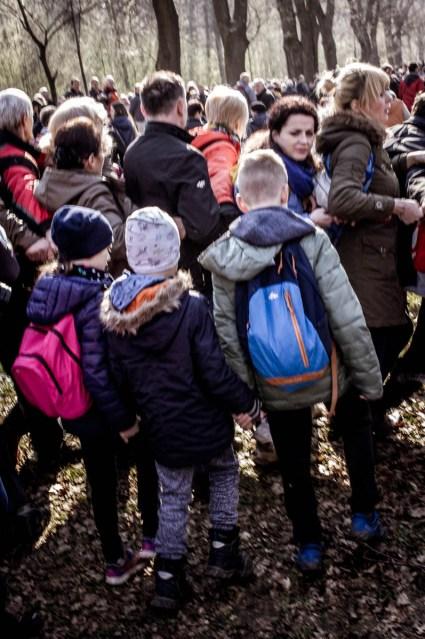 Misterium Męki Pańskiej w Kalwarii Zebrzydowskiej 2019 -Wielki Piątek - 19 kwietnia 2019 r. fot. Andrzej Famielec, Kalwaria 24 IMGP7061