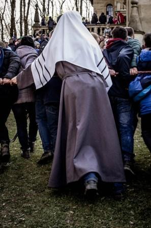 Misterium Męki Pańskiej w Kalwarii Zebrzydowskiej 2019 -Wielki Piątek - 19 kwietnia 2019 r. fot. Andrzej Famielec, Kalwaria 24 IMGP7077