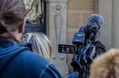 Misterium Męki Pańskiej w Kalwarii Zebrzydowskiej 2019 -Wielki Piątek - 19 kwietnia 2019 r. fot. Andrzej Famielec, Kalwaria 24 IMGP7145
