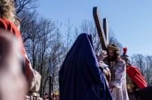 Misterium Męki Pańskiej w Kalwarii Zebrzydowskiej 2019 -Wielki Piątek - 19 kwietnia 2019 r. fot. Andrzej Famielec, Kalwaria 24 IMGP7207