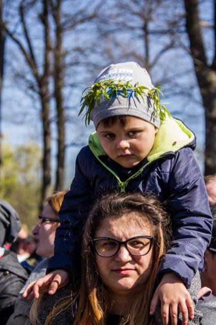 Misterium Męki Pańskiej w Kalwarii Zebrzydowskiej 2019 -Wielki Piątek - 19 kwietnia 2019 r. fot. Andrzej Famielec, Kalwaria 24 IMGP7254