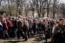 Misterium Męki Pańskiej w Kalwarii Zebrzydowskiej 2019 -Wielki Piątek - 19 kwietnia 2019 r. fot. Andrzej Famielec, Kalwaria 24 IMGP7302