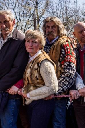 Misterium Męki Pańskiej w Kalwarii Zebrzydowskiej 2019 -Wielki Piątek - 19 kwietnia 2019 r. fot. Andrzej Famielec, Kalwaria 24 IMGP7310