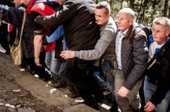 Misterium Męki Pańskiej w Kalwarii Zebrzydowskiej 2019 -Wielki Piątek - 19 kwietnia 2019 r. fot. Andrzej Famielec, Kalwaria 24 IMGP7378
