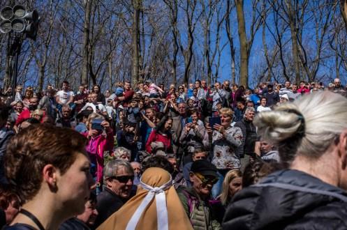 Misterium Męki Pańskiej w Kalwarii Zebrzydowskiej 2019 -Wielki Piątek - 19 kwietnia 2019 r. fot. Andrzej Famielec, Kalwaria 24 IMGP7395