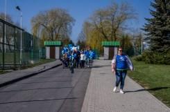 Niebieska Kalwaria - obchody Światowego Dnia Świadomości Autyzmu w Kalwarii - 2 kwietnia 2019 r. Kalwaria Zebrzydowska - fot. Andrzej Famielec IMGP5151