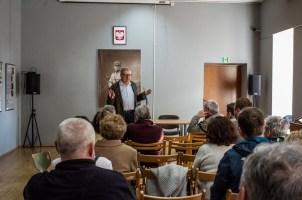 Otwarcie Wystawy Franciszek Lenczowski - CKSiT Kalwaria Zebrzydowska - 15 kwietnia 2019 r. fot. Andrzej Famielec, Kalwaria 24