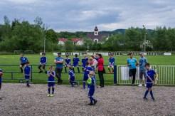 Oficjalnego otwarcia nowej infrastruktury rekreacyjnej w budynku klubowym WKS Żarek w Barwałdzie Górnym - 27 maja 2019 r. - fot. Andrzej Famielec IMGP8386_