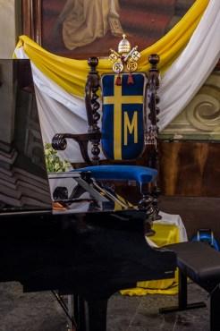 40 rocznica wizyty honorowego obywatela Kalwarii Zebrzydowskiej - Ojca Świętego Jana Pawła II - Uroczystości w Sanktuarium - 7 czerwca 2019 r. - fot. Andrzej Famielec IMGP9539