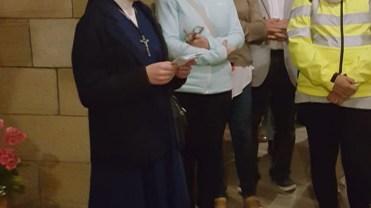 Relacja z XVI Ogólnopolskiej Nocy Czuwania w intencji powołań - Sanktuarium Kalwaryjskie - 8/9 czerwca 2019 r. - fot. Fot. o. F. Salezy Nowak OFM / fot. Br. Zacheusz Rąpała OFM