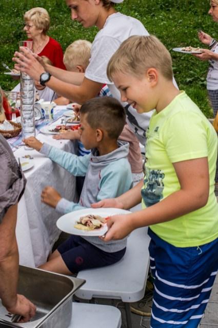Kulinarny Weekend w Zakrzowie - 7 lipca 2019 r. - fot. Kalwaria 24 IMGP1171