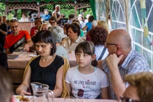 Ziemniak tani, smaczny, zdrowy - międzypokoleniowe spotkanie integracyjne w Lanckoronie - 18 lipca 2019 r. - fot. Kalwaria 24 IMGP1568