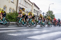 76. Tour de Pologne - 3 sierpnia 2019 r. Kalwaria Zebrzydowska - fot. Andrzej Famielec - Kalwaria 24IMGP2327