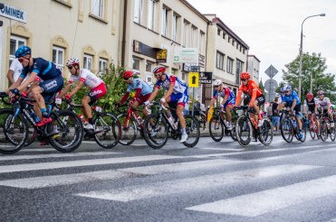 76. Tour de Pologne - 3 sierpnia 2019 r. Kalwaria Zebrzydowska - fot. Andrzej Famielec - Kalwaria 24IMGP2331