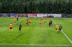 MKS Kalwarianka vs Beskid Andrychów 3-0 - IV runda Pucharu Polski sezon 2019-2020 na szczeblu Podokręgu Wadowice - 21 sierpnia 2019 r. - fot. Andrzej Famielec - Kalwaria 24 IMGP4541