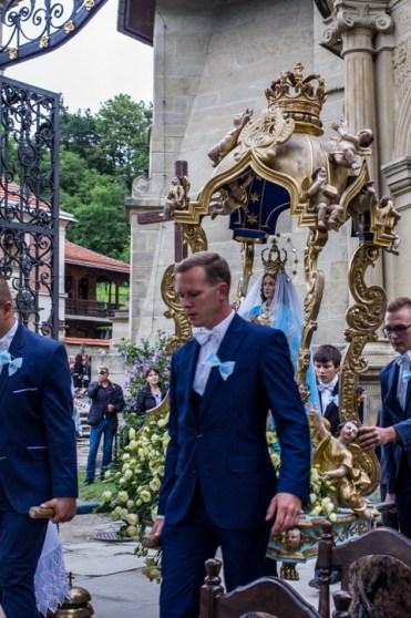 Uroczystości Wniebowzięcia NMP - 18 sierpnia 2019 r. - fot. Andrzej Famielec - Kalwaria 24 IMGP3777