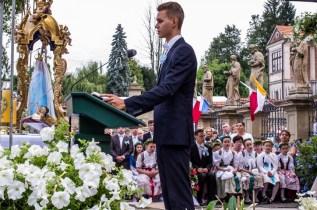 Uroczystości Wniebowzięcia NMP - 18 sierpnia 2019 r. - fot. Andrzej Famielec - Kalwaria 24 IMGP3804