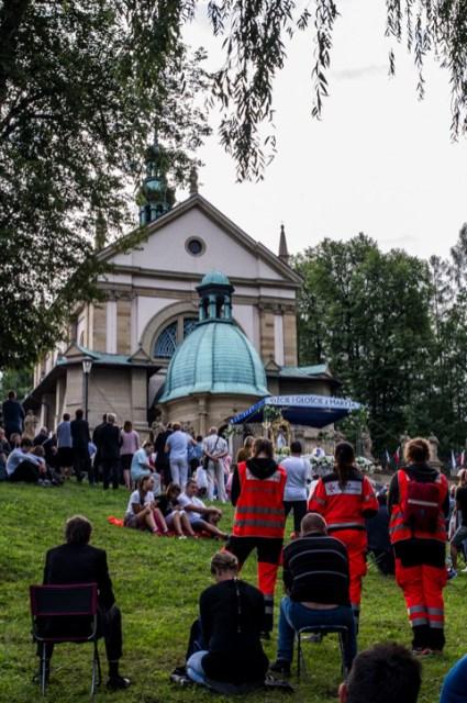 Uroczystości Wniebowzięcia NMP - 18 sierpnia 2019 r. - fot. Andrzej Famielec - Kalwaria 24 IMGP3828
