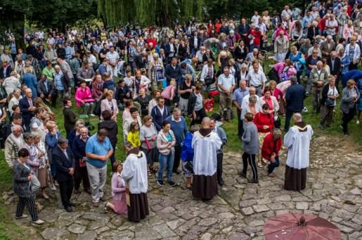 Uroczystości Wniebowzięcia NMP - 18 sierpnia 2019 r. - fot. Andrzej Famielec - Kalwaria 24 IMGP3873