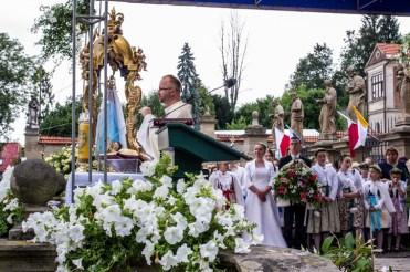 Uroczystości Wniebowzięcia NMP - 18 sierpnia 2019 r. - fot. Andrzej Famielec - Kalwaria 24 IMGP3894